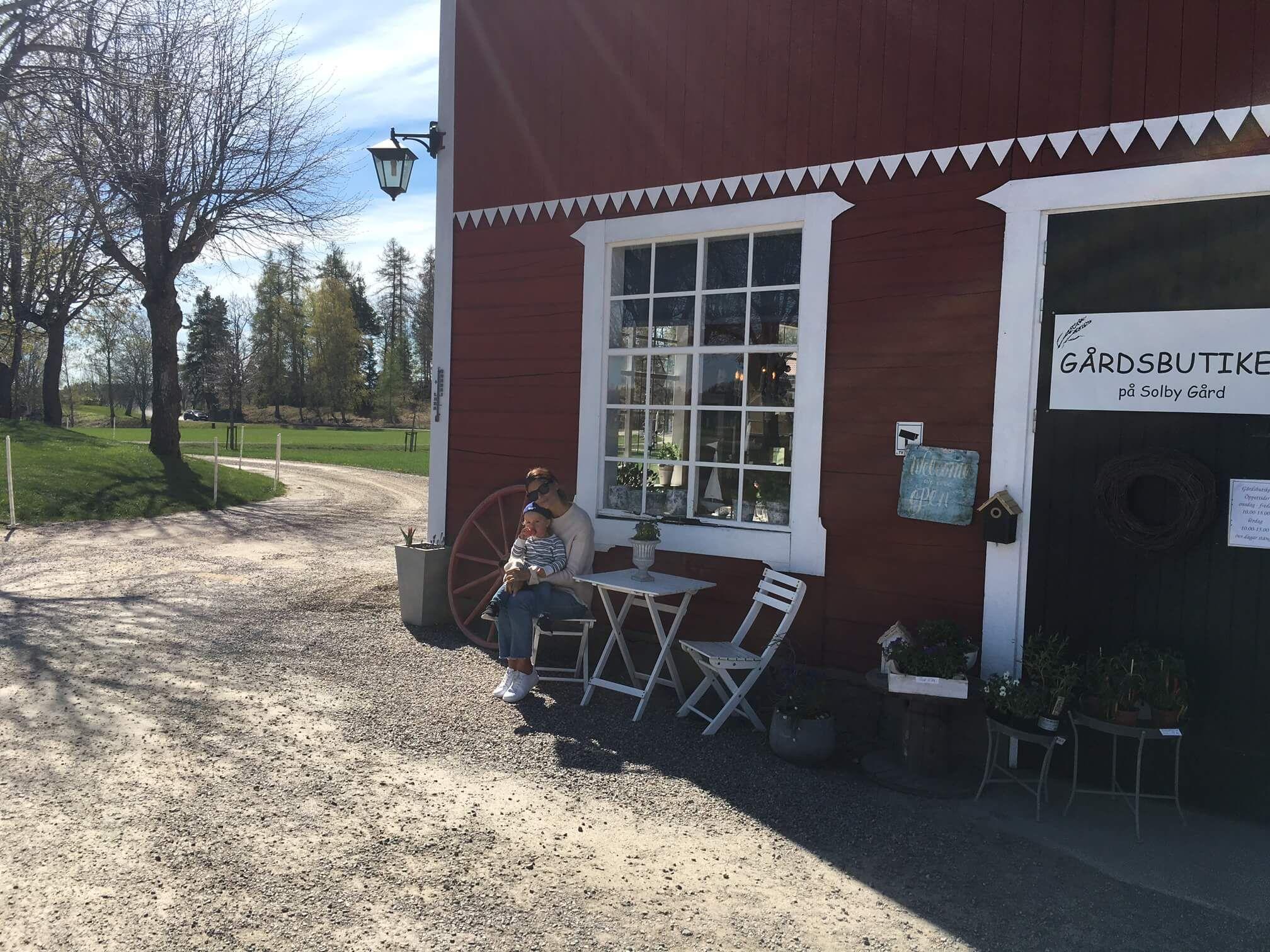 Solbygård Torshälla