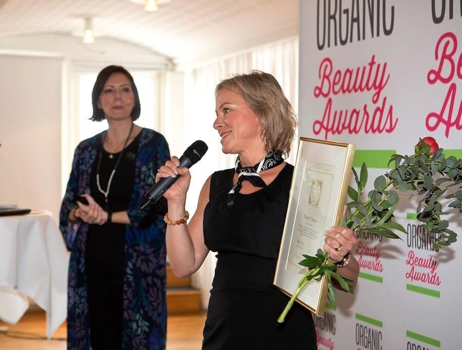 Green Beauty Day 2019 Maria Åkerberg